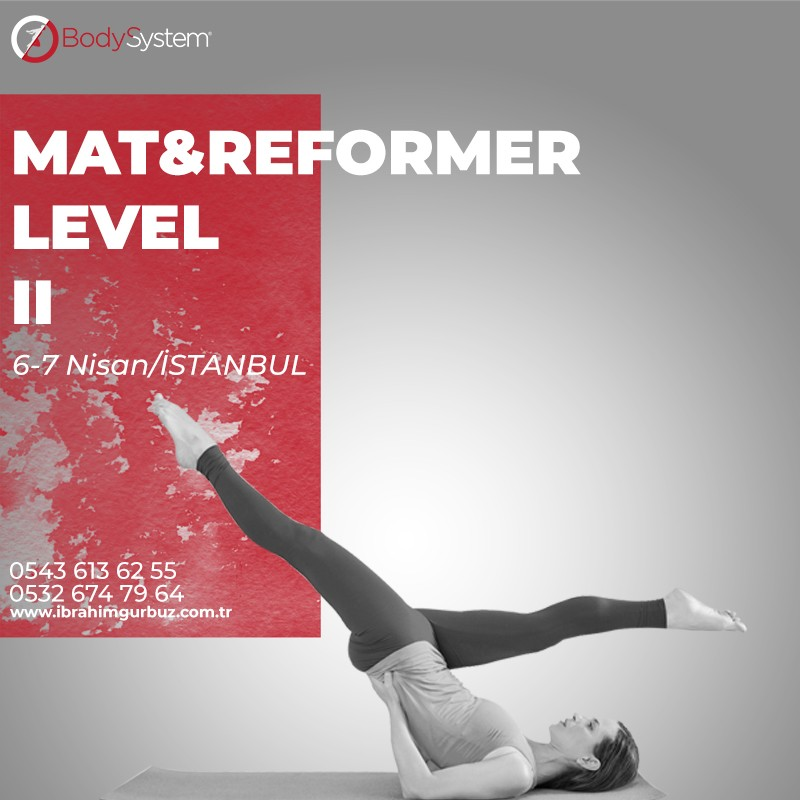 MAT & REFORMER LEVEL 2 EĞİTİMİ